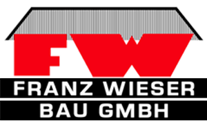 FW Franz Wieser Bau Retina Logo